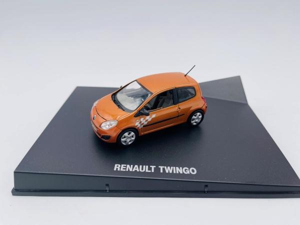 Renault Twingo Orange