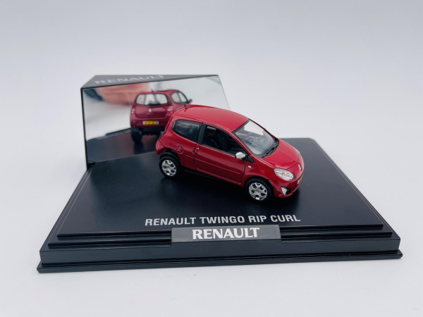 Renault Twingo Rouge Rip Curl