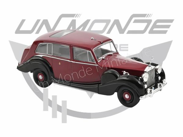 Rolls-Royce Phantom IV 1952 Black & Marroon