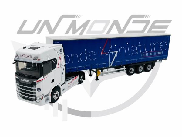 Scania S Tautliner Trans Belledonne