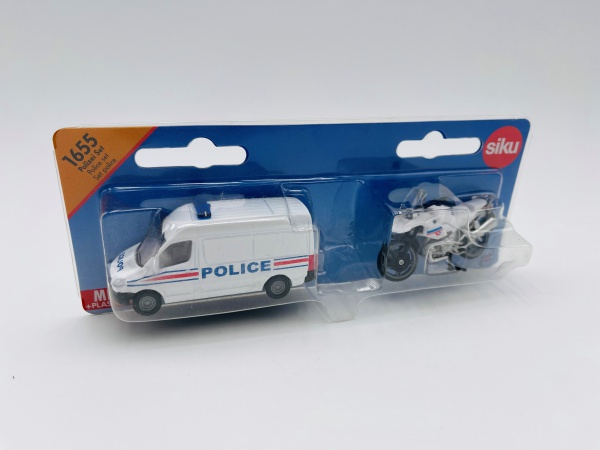 Set Vehicules de Police
