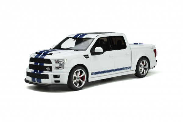 Shelby F150 Super Snake 2017 Oxford White