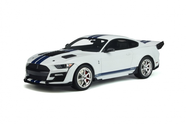 Shelby GT500 Dragon Snake Oxford White