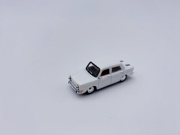 Simca 1000 GLS 1968 Fontenoy White