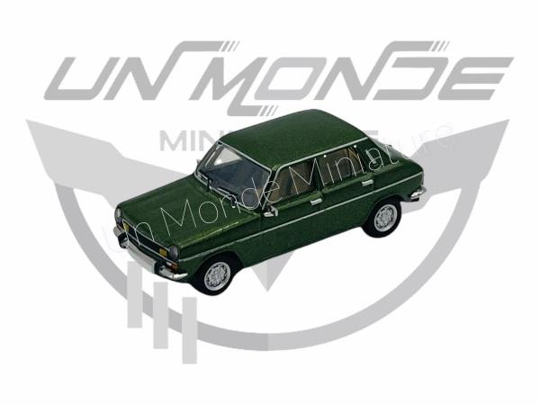 Simca 1100 Métallic Dark Green