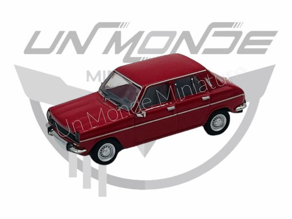 Simca 1100 Red