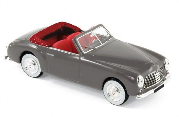Simca 8 Sport 1949 Grey