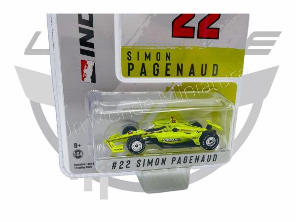 Simon Pagenaud #22