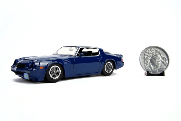 Stranger Things - 1979 Camaro Z28 With Coin