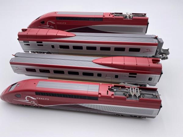 TGV THALYS PBKA 4 éléments SNCF