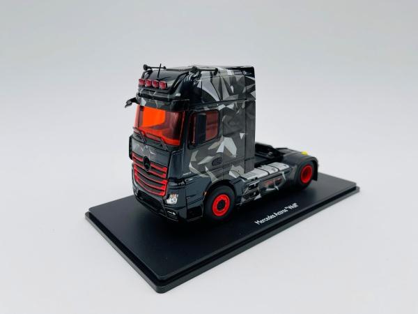 Tracteur Mercedes Actros 2 WOLF