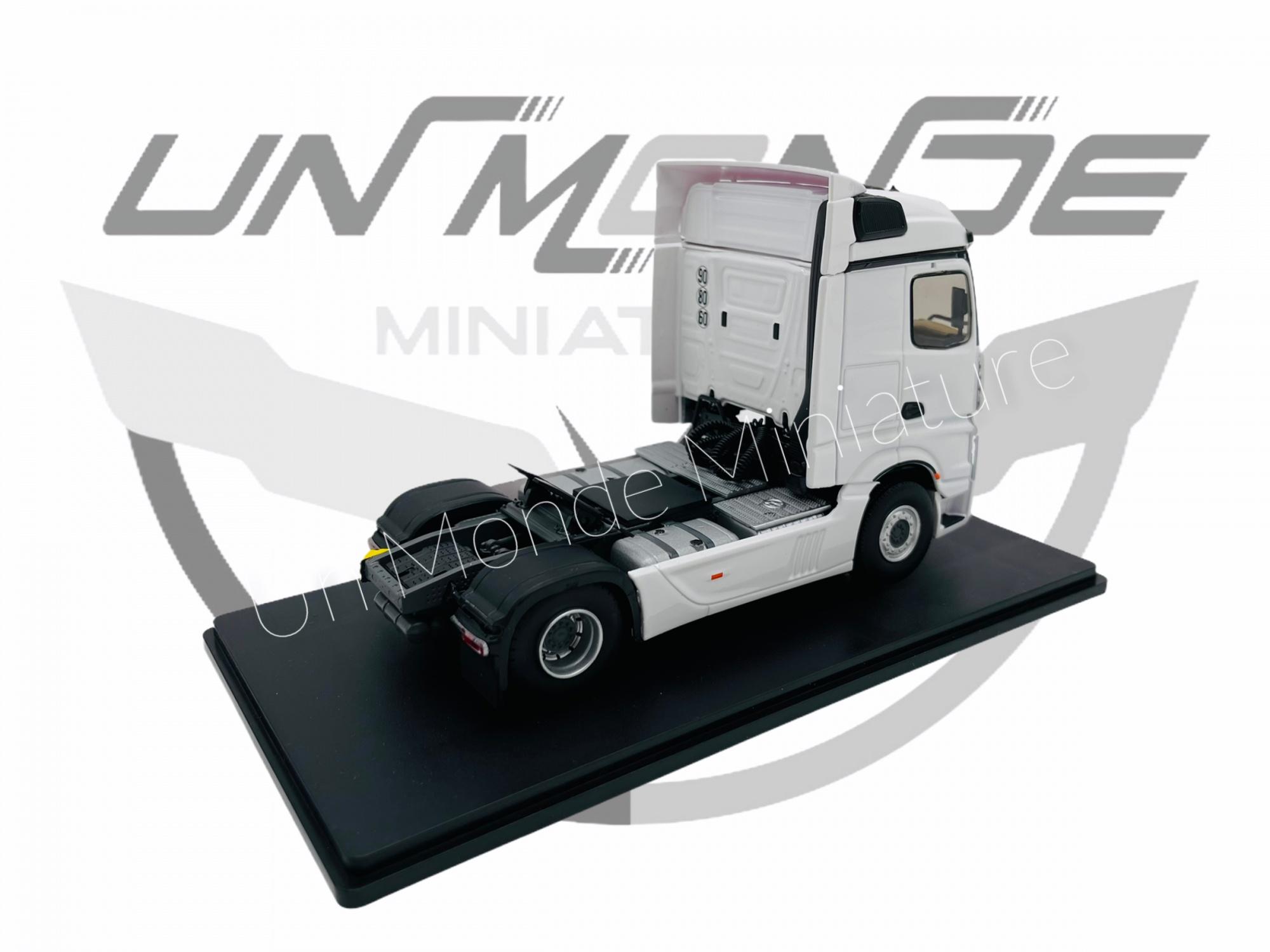 Tracteur Mercedes Actros 5 White Edition