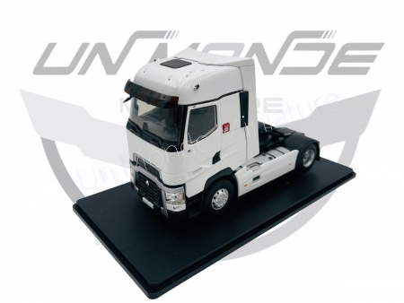 Tracteur Renault T520 High 5 White Edition