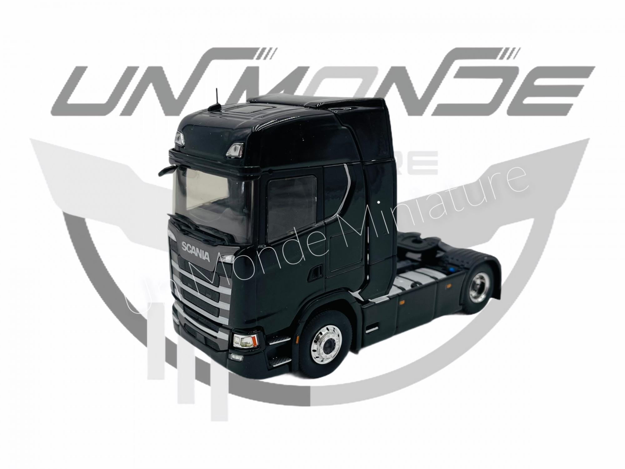 Tracteur Scania S500 Black Edition