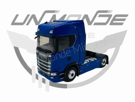 Tracteur Scania S500 Blue Edition