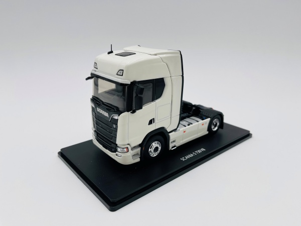 Tracteur Scania S730 V8 Ivory White