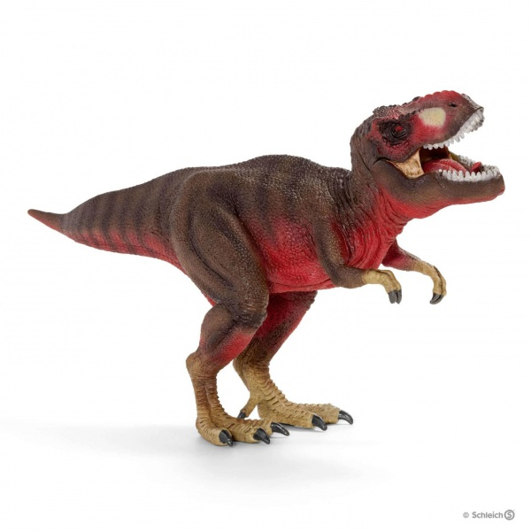Tyrannosaure Rex Rouge