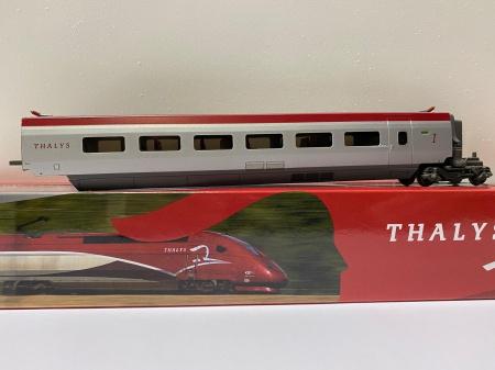 Voiture Complémentaire TGV THALYS PBKA 1ére Classe SNCF