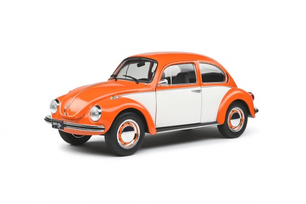 Volkswagen Beetle 1303 Bi Color Orange 1974