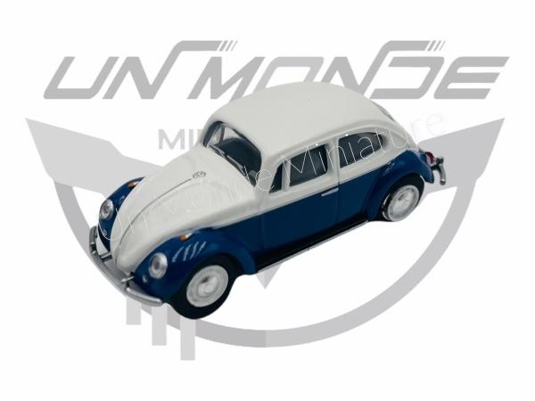 Volkswagen Coccinelle Bleu & Balnche