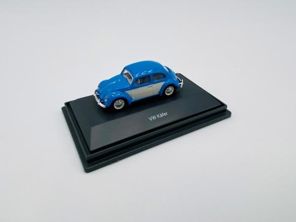 Volkswagen Coccinelle Bleu Blanche
