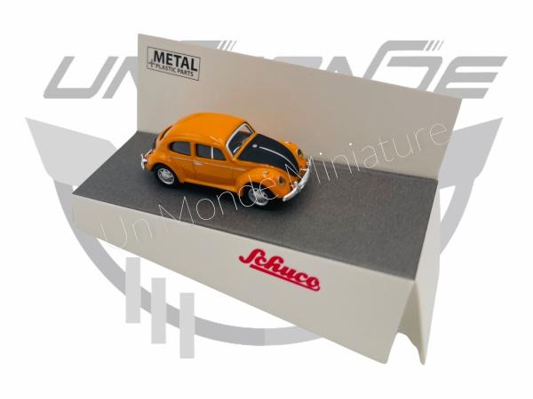 Volkswagen Coccinelle Orange & Noir