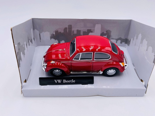 Volkswagen Coccinelle Rouge