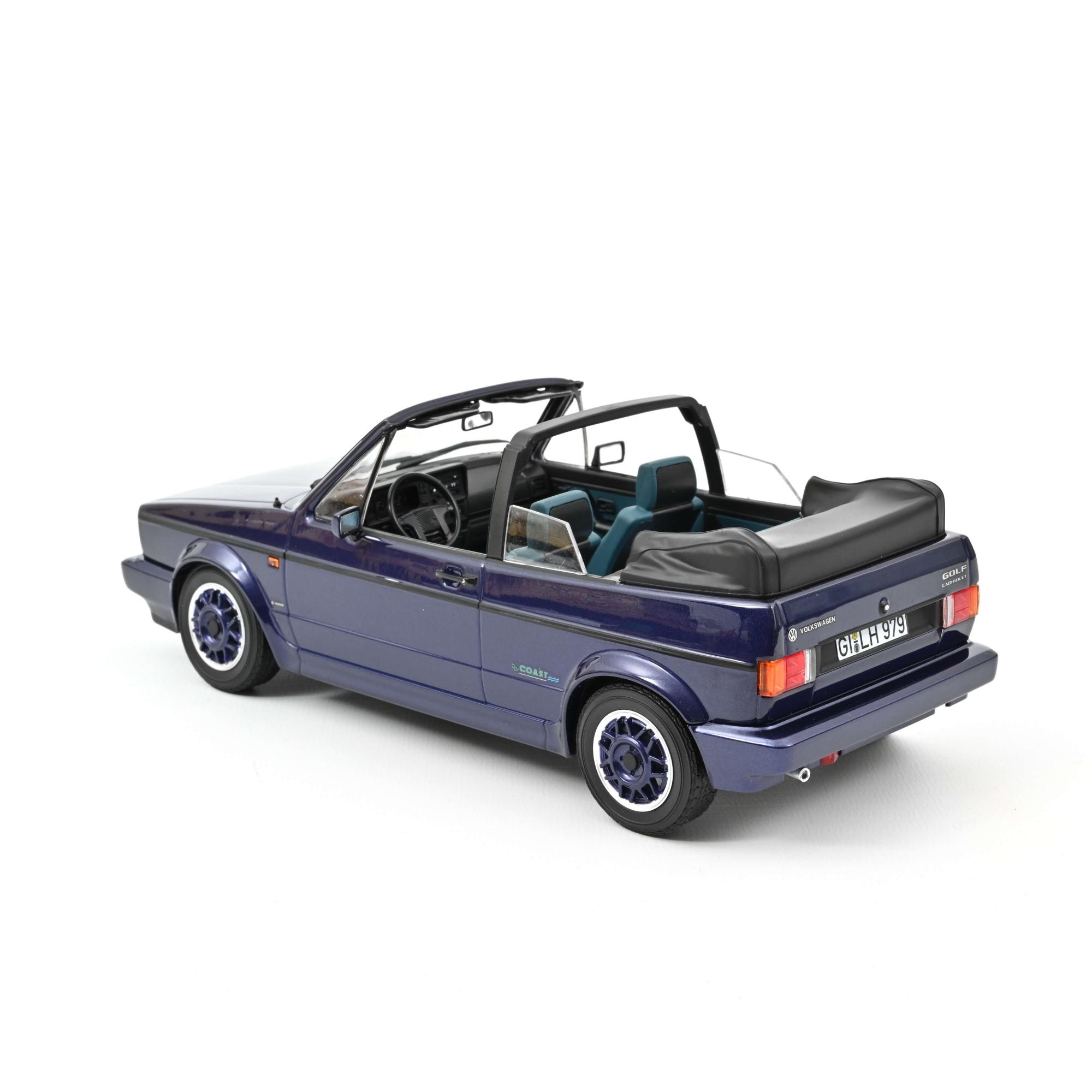 Volkswagen Golf Cabriolet Coast 1991