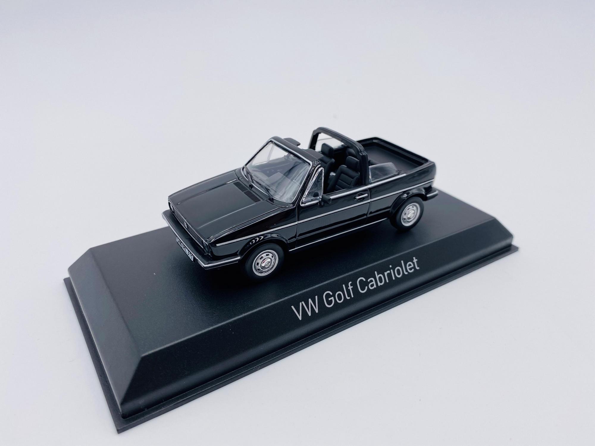Volkswagen Golf Cabriolet de 1981