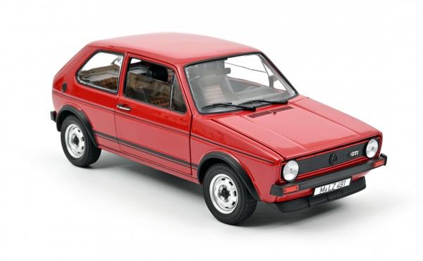 Volkswagen Golf GTI 1976 Red