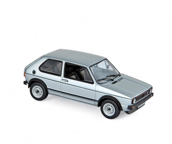 Volkswagen Golf GTI 1976 Silver metallic