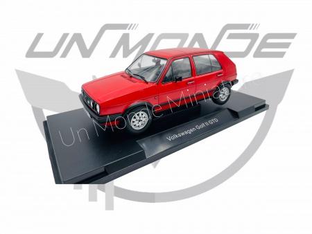 Volkswagen Golf II GTD Red