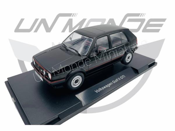Volkswagen Golf II GTI Black
