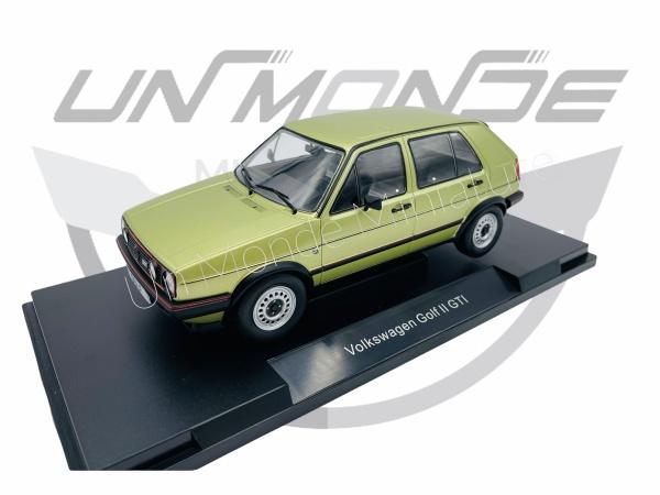 Volkswagen Golf II GTI Metallic Green