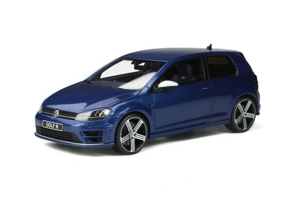 Volkswagen Golf VII R 2014 Lapiz Blue