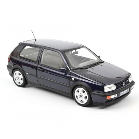 Volkswagen Golf VR6 1996 Blue metallic