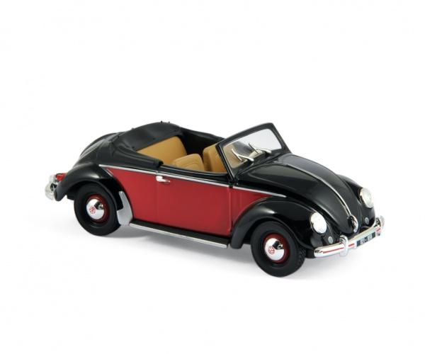 Volkswagen Hebmüller 1949 Black & Red