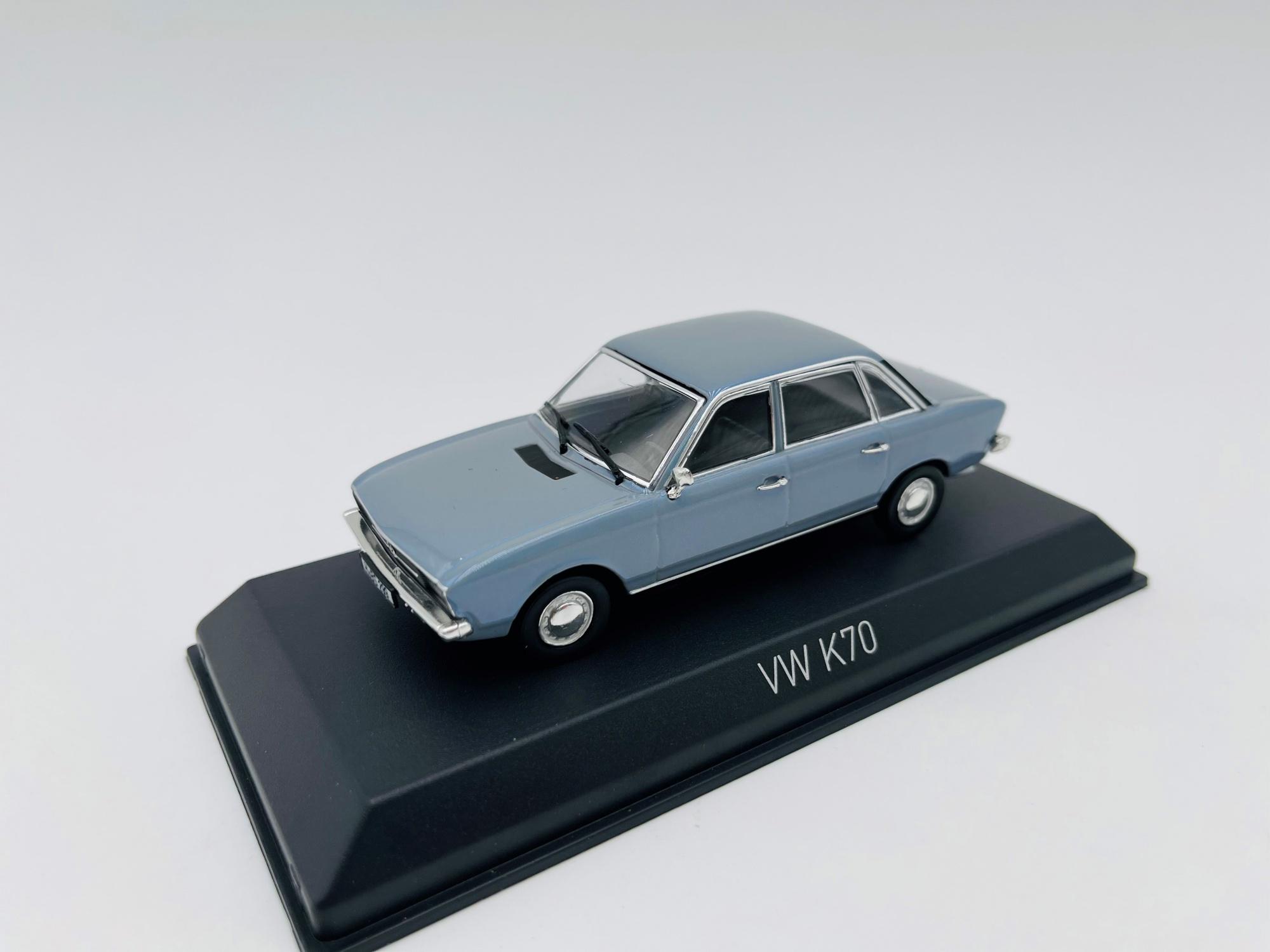 Volkswagen K70 1970 Light Blue metallic