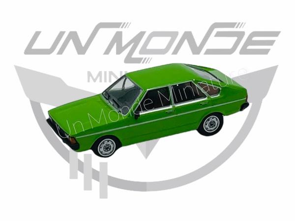 Volkswagen Passat B1 Light Green