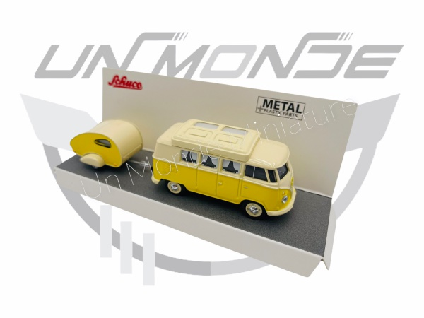 Volkswagen T1 avec Caravane