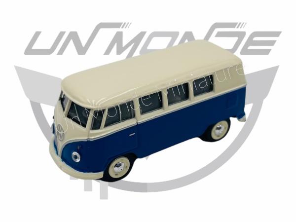 Volkswagen T1 Bus Beige & Bleu