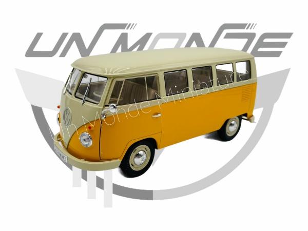 Volkswagen T1 Bus Beige & Jaune