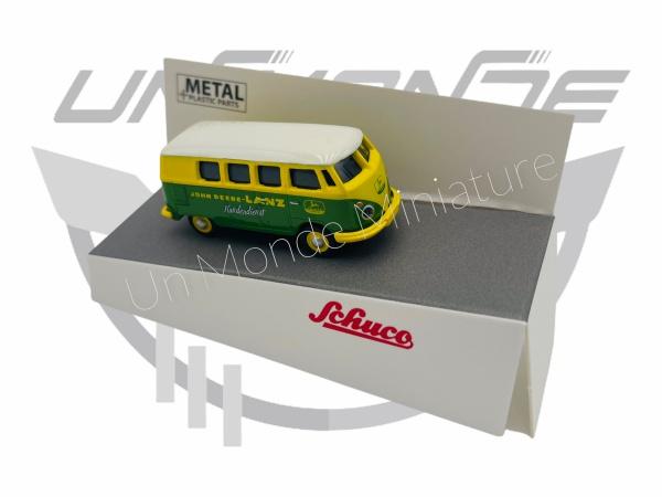 Volkswagen T1c Bus John Deere Lanz