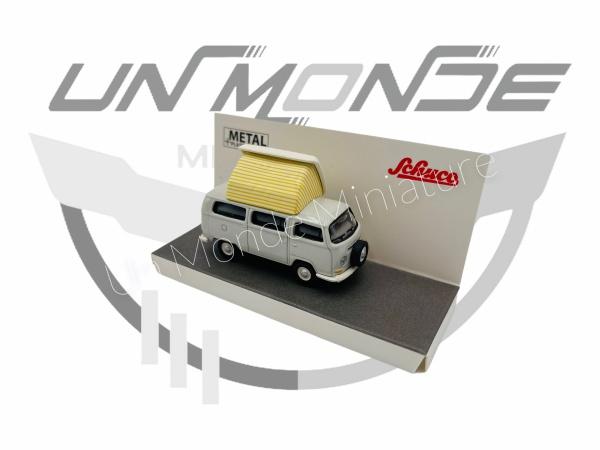 Volkswagen T2A Camper Gris & Blanc