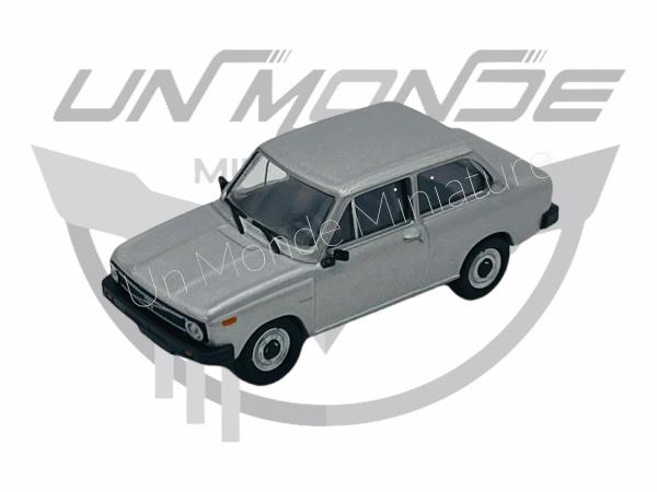 Volvo 66 Métallic Argent