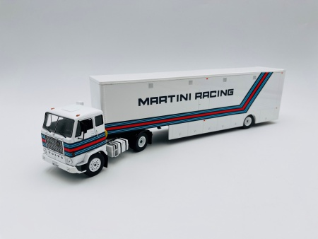 Volvo F88 Martini Racing Transporteur