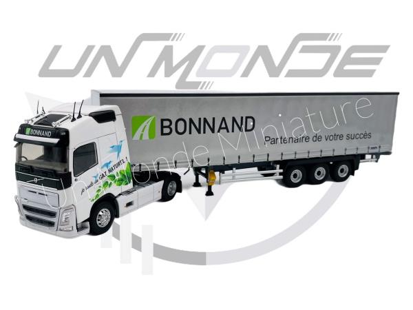 Volvo FH 4 Tautliner Transport BONNAND
