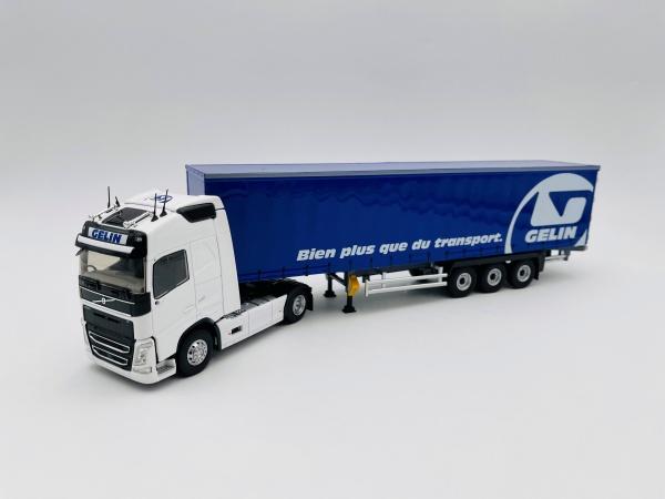 Volvo FH 4 Tautliner Transports GELIN