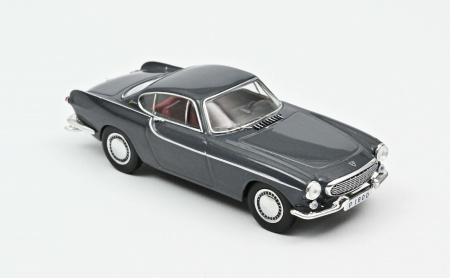 Volvo P1800 1963 Grey metallic