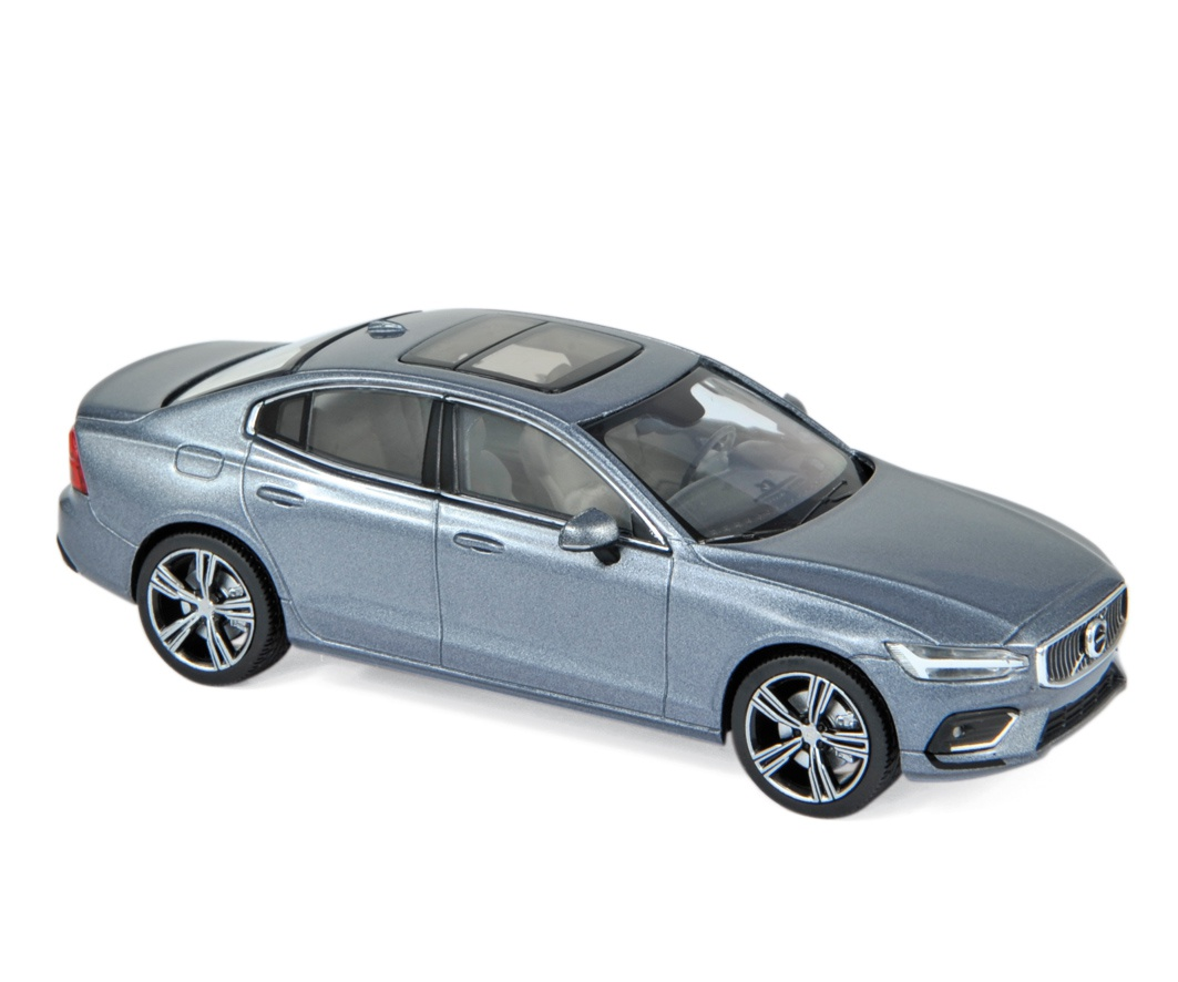 Volvo S60 2018 Osmium Grey